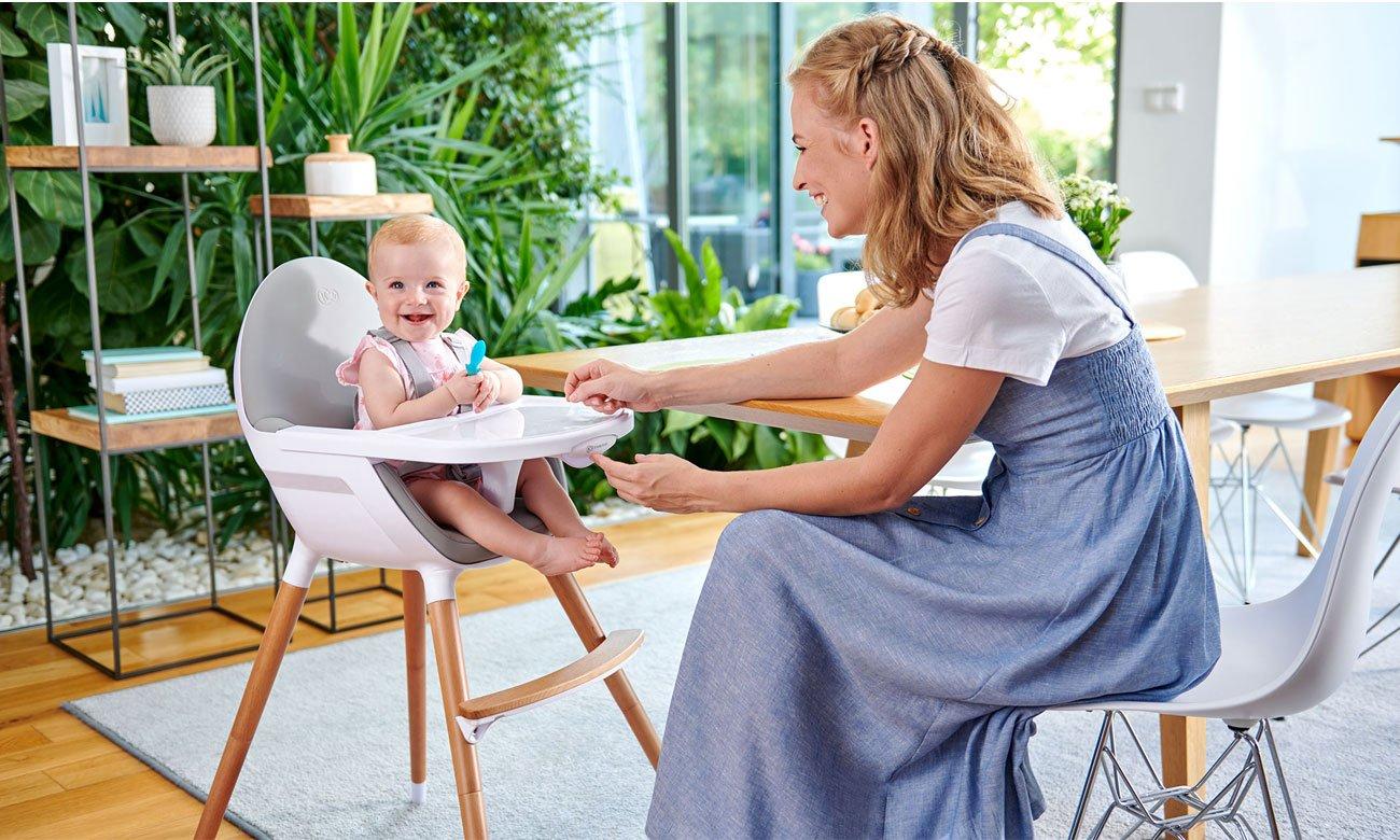 krzesełka do karmienia kinderkraft