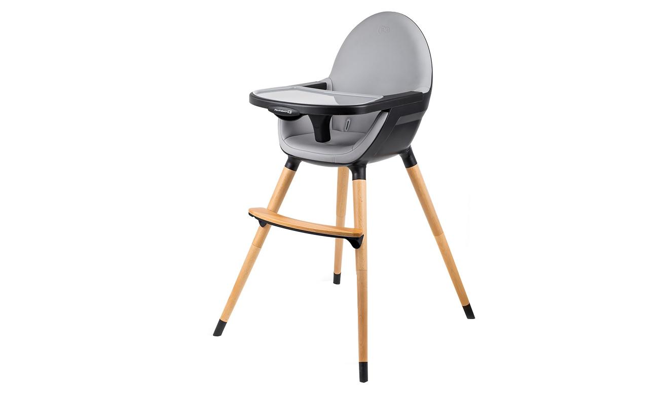 kinderkraft krzesełko fini black