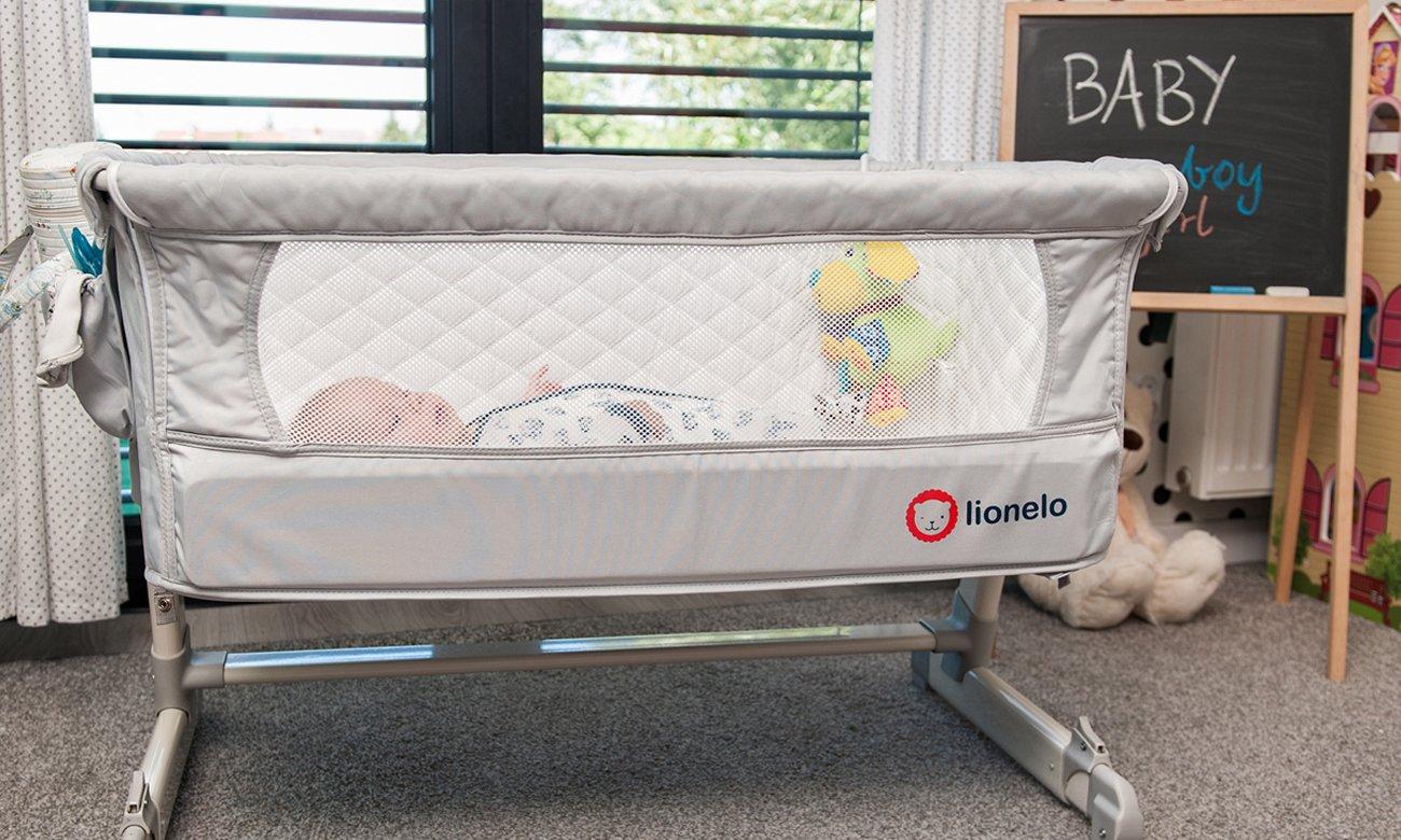 łóżeczko dostawiane do łóżka rodziców theo