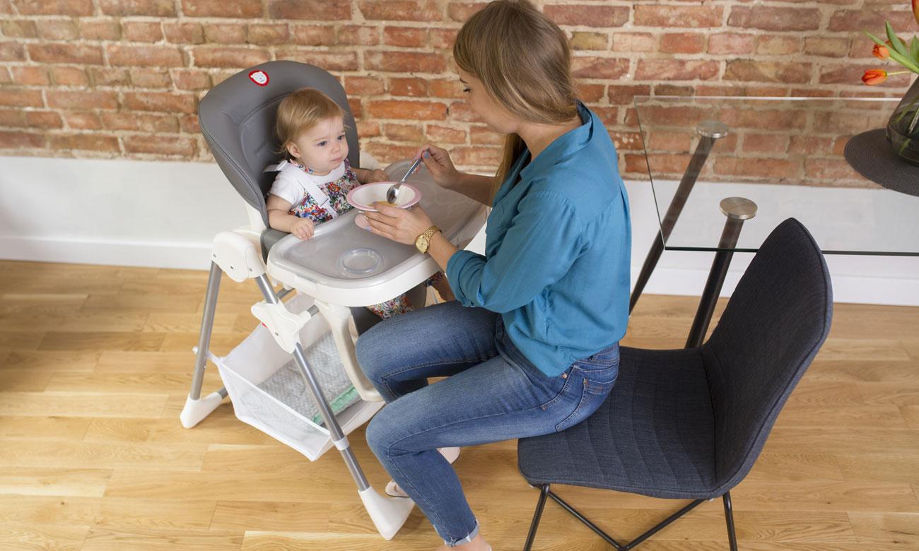 krzesło karmienia lionelo linn plus