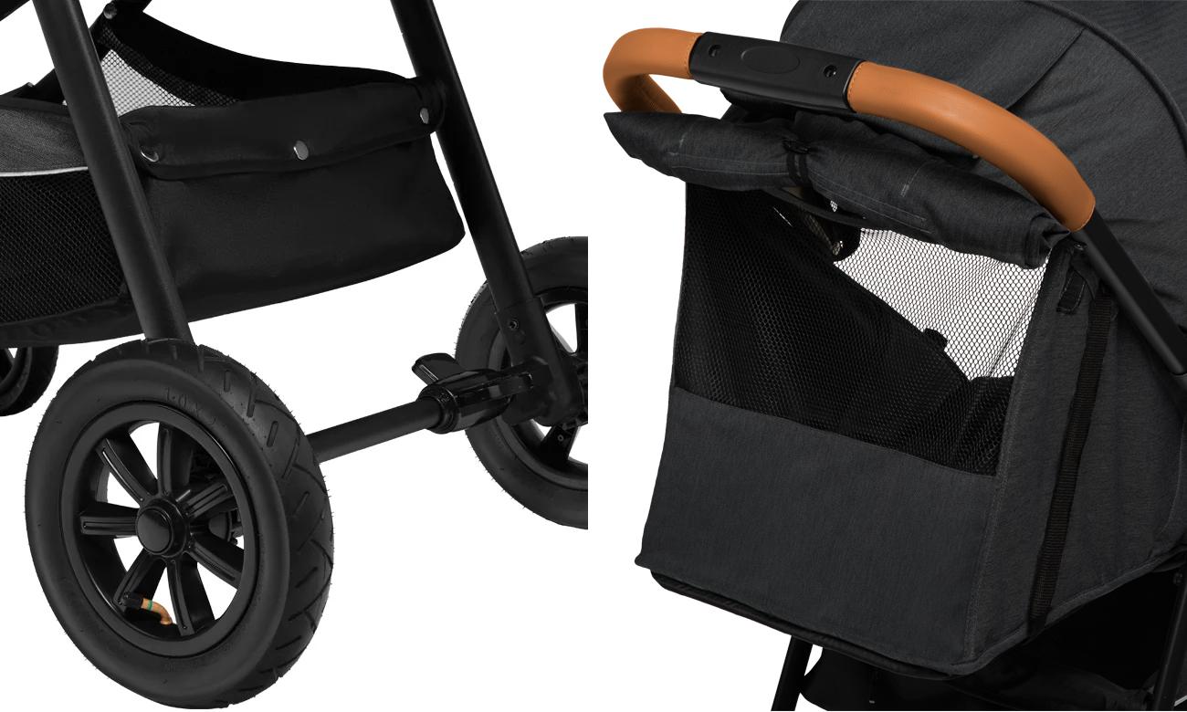 wózek spacerowy funkcje i bezpieczeństwo