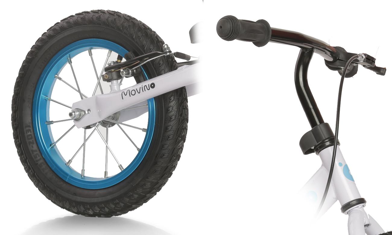 Rowerek biegowy Movino Magnesium Pro