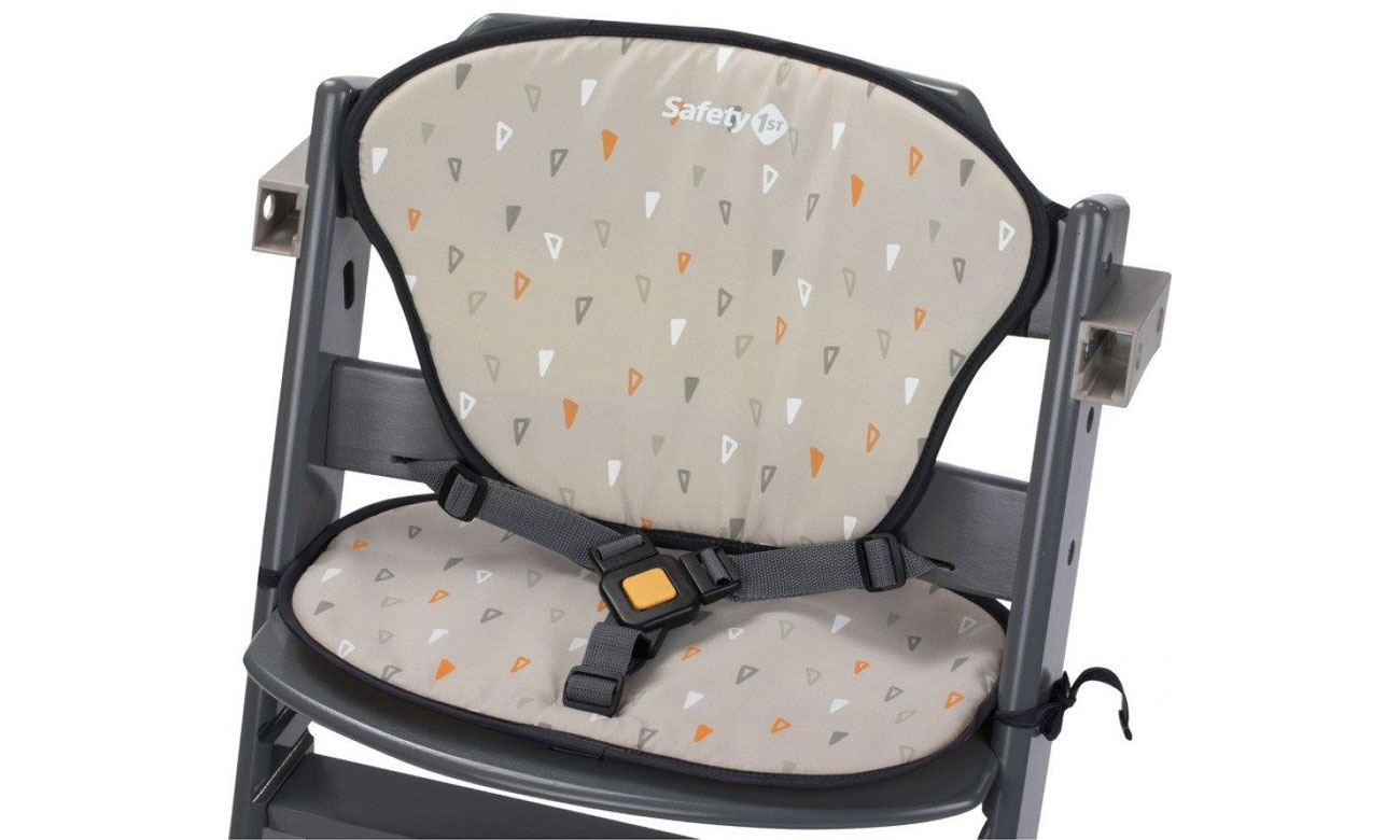 Pasy bezpieczeństwa w krzesełku do karmienia Safety 1st Timba