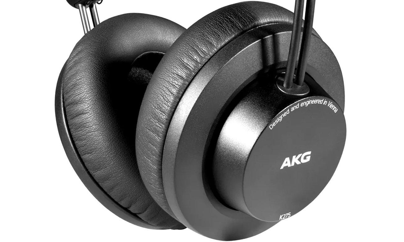 Słuchawki z neutralnym brzmieniem AKG K275