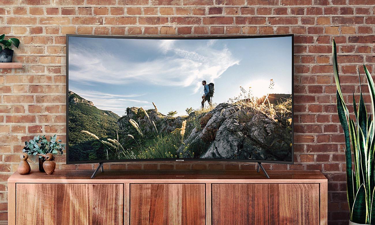 Telewizor Ultra HD 4K Samsung UE55NU7302