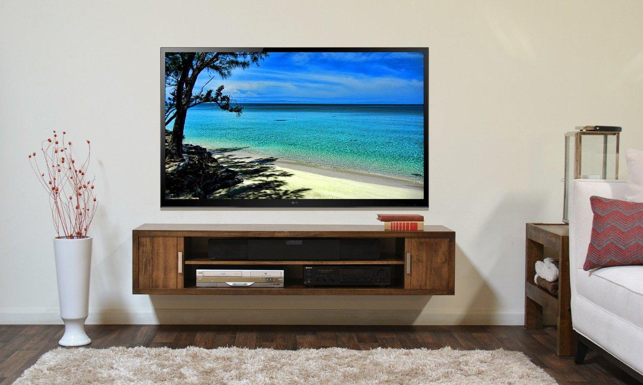 ART AR-11 pozwala zawiesić na ścianie telewizor o rozmiarze 70 cali