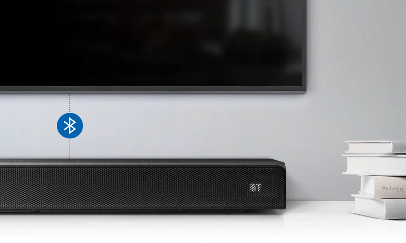 Samsung Q60R z technologią Bluetooth