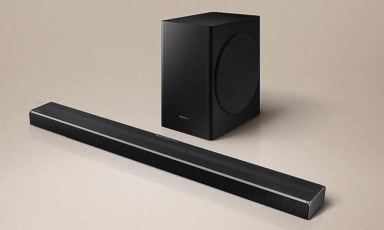 Soundbar 5.1 Samsung Q60T