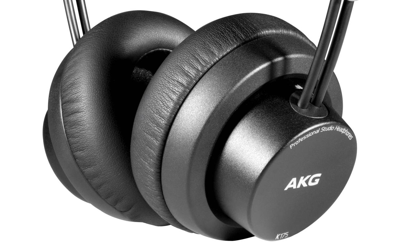 Słuchawki z nutralnym brzmieniem AKG K175