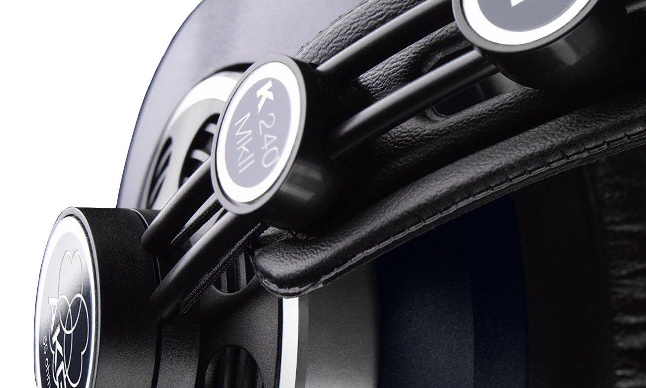 Profesjonalne słuchawki wokółuszne AKG K240 MKII