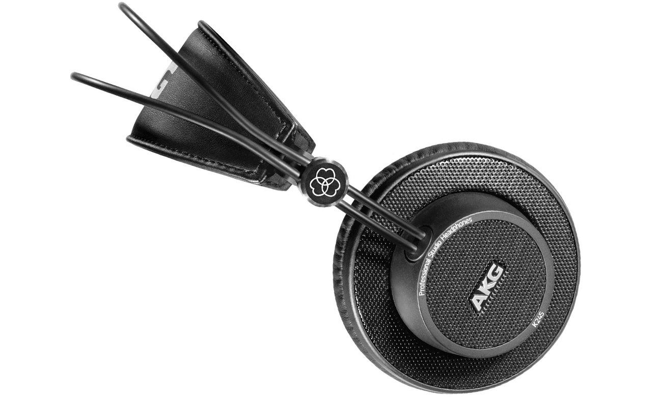 Profesjonalne słuchawki do monitoringu audio AKG K245