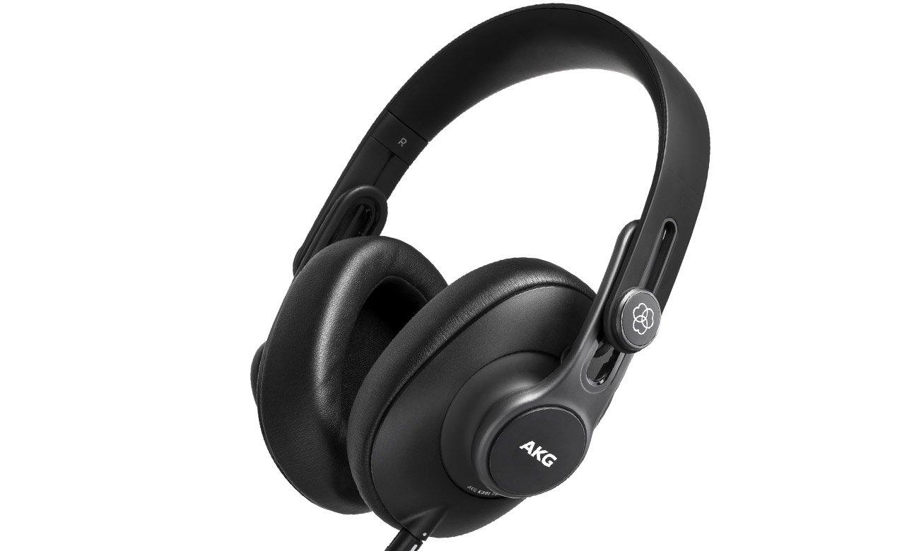 Profesjonalne słuchawki studyjne AKG K361