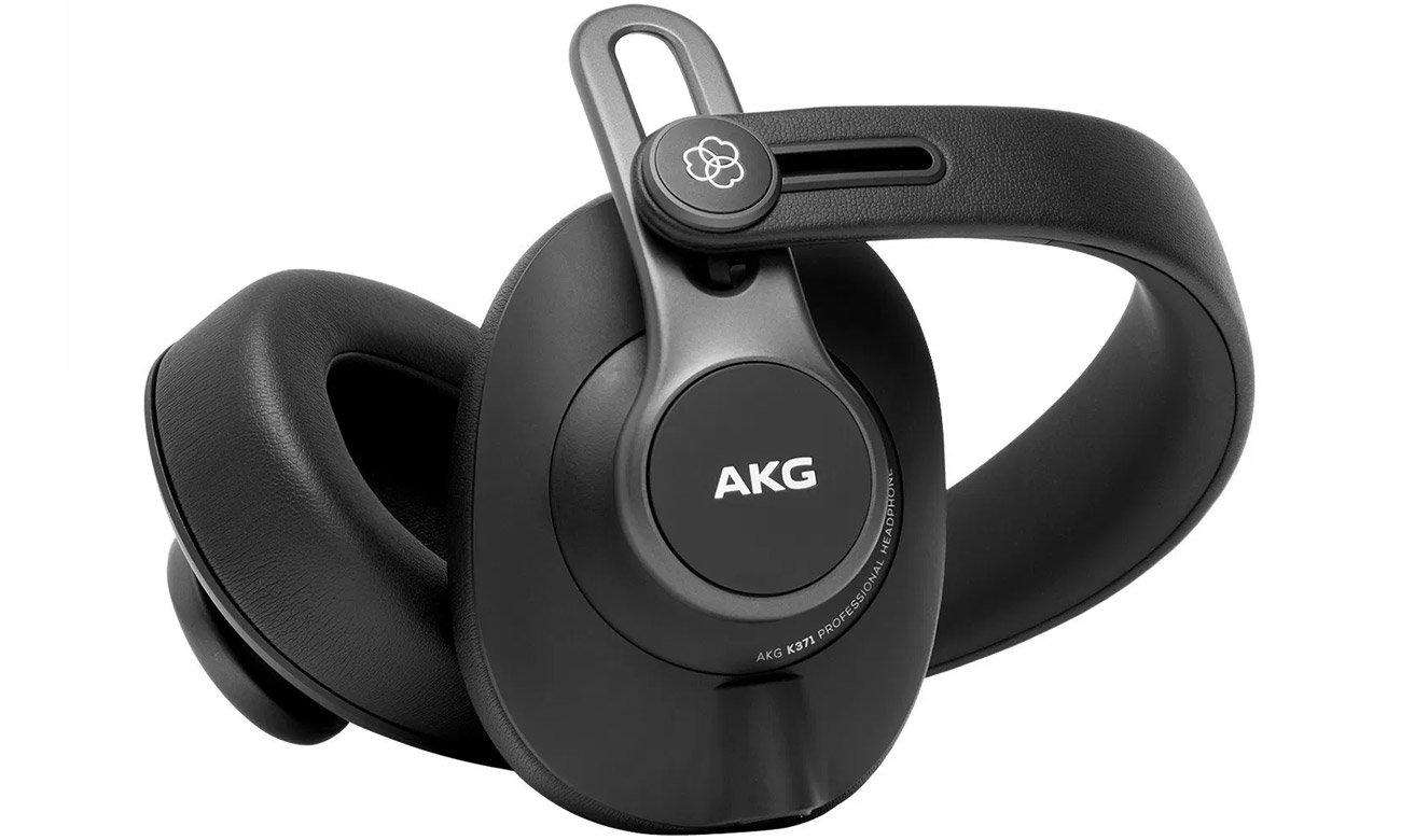 Profesjonalne słuchawki studyjne AKG K371