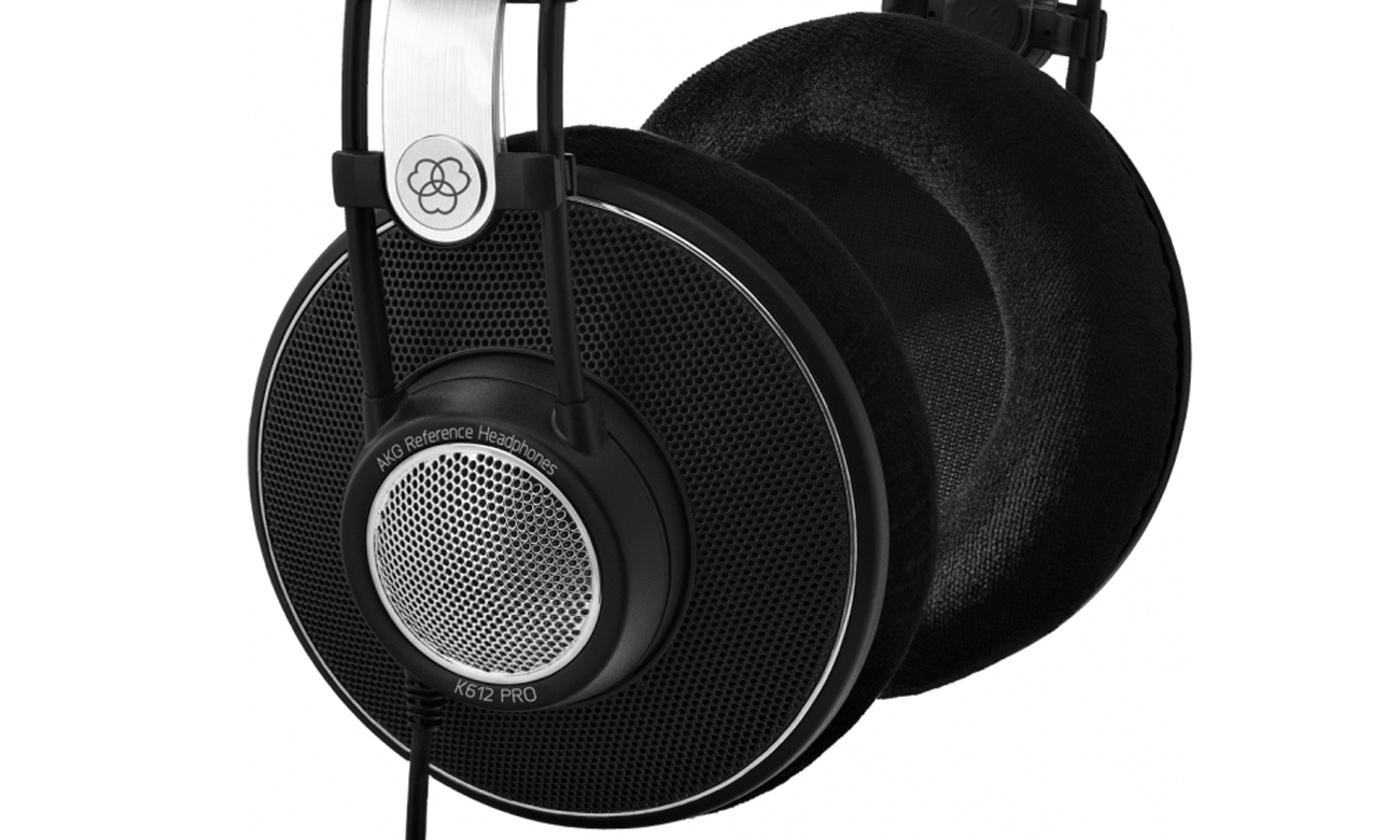 Słuchawki do pracy z dźwiękiem AKG K612 PRO