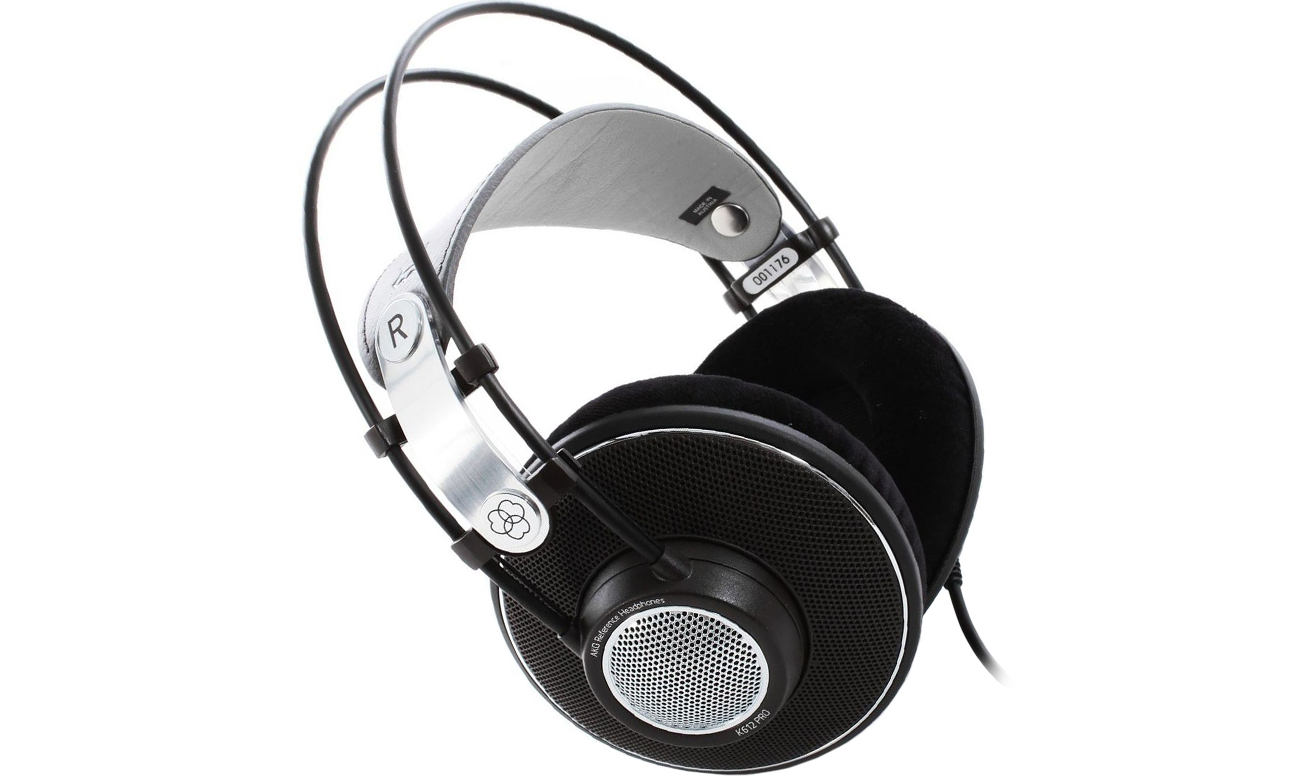 Profesjonalne słuchawki wokółuszne AKG K612 PRO