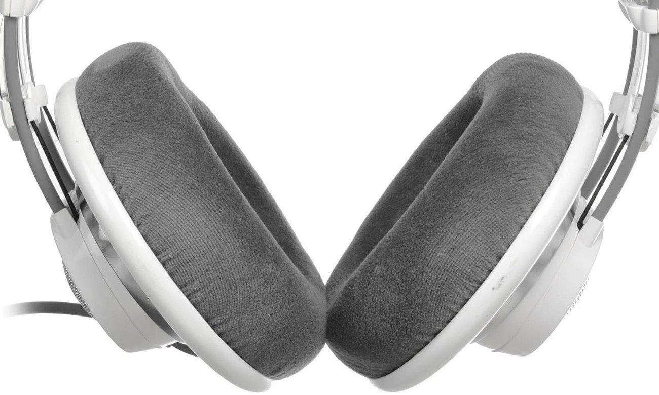 Wysoka jakość dźwięku z słuchawek AKG K701