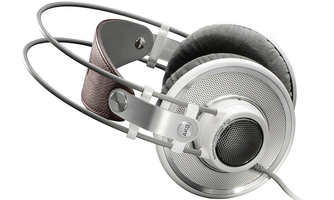Profesjonalne słuchawki wokółuszne AKG K701