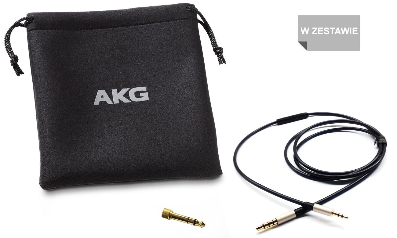 Akcesoria do słuchawek AKG Y50