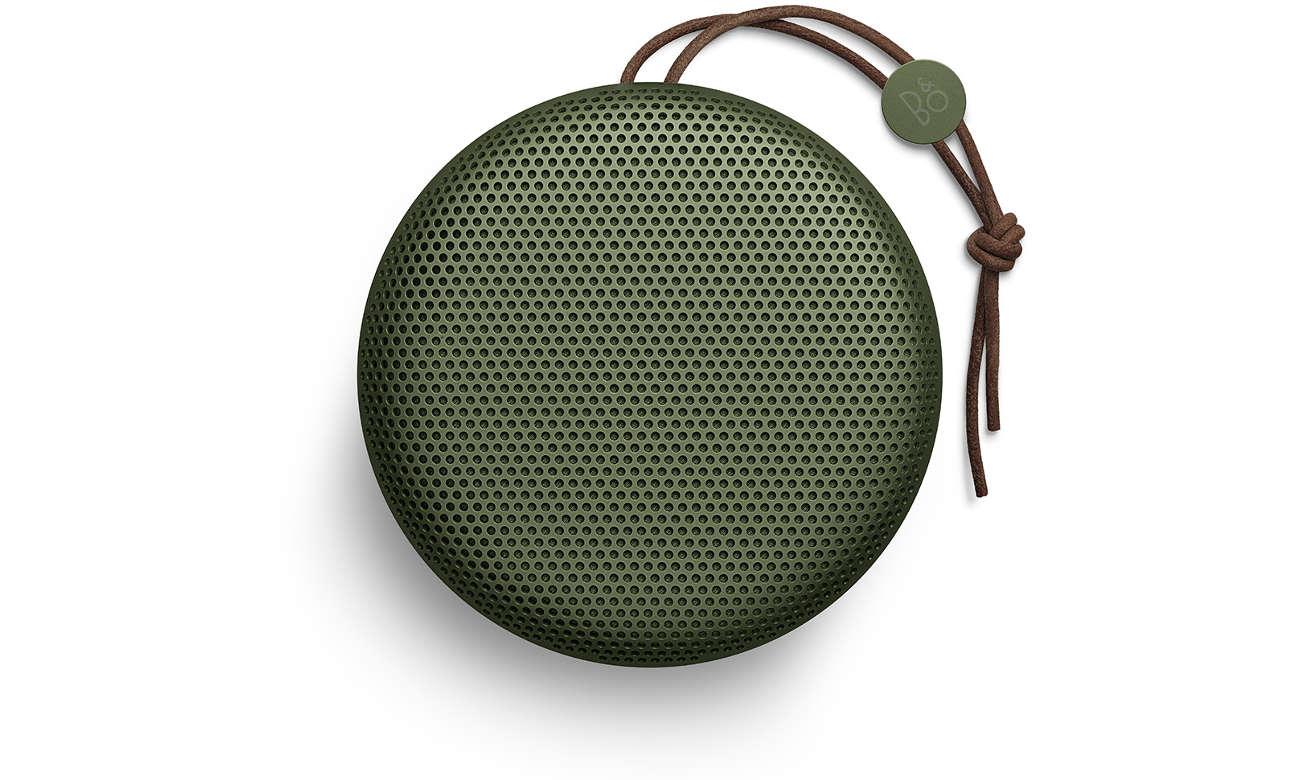 głośnik bezprzewodowy bluetooth Bang & Olufsen Beoplay A1 zielony mech