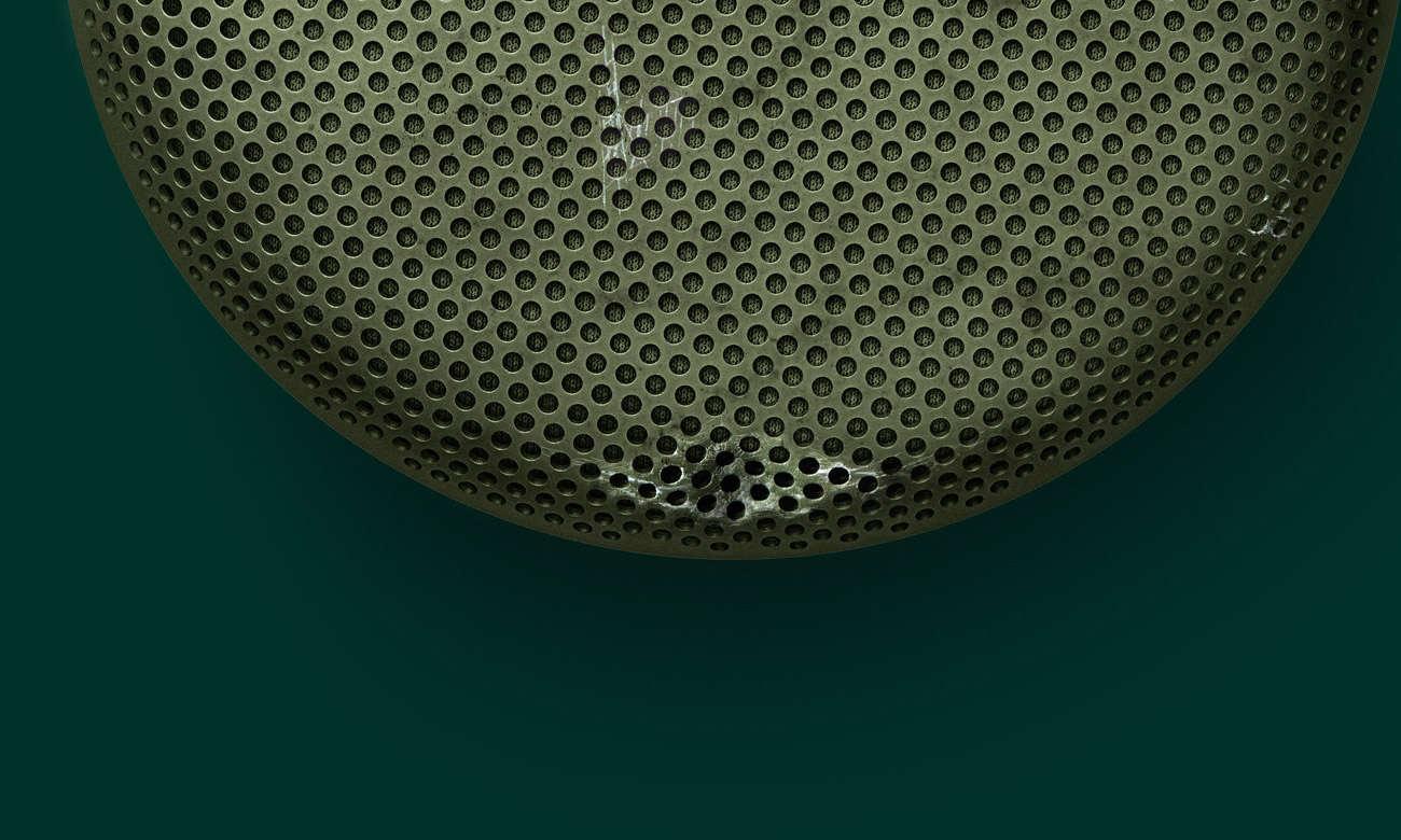 głośnik bezprzewodowy bluetooth Bang & Olufsen Beoplay A1 zielony