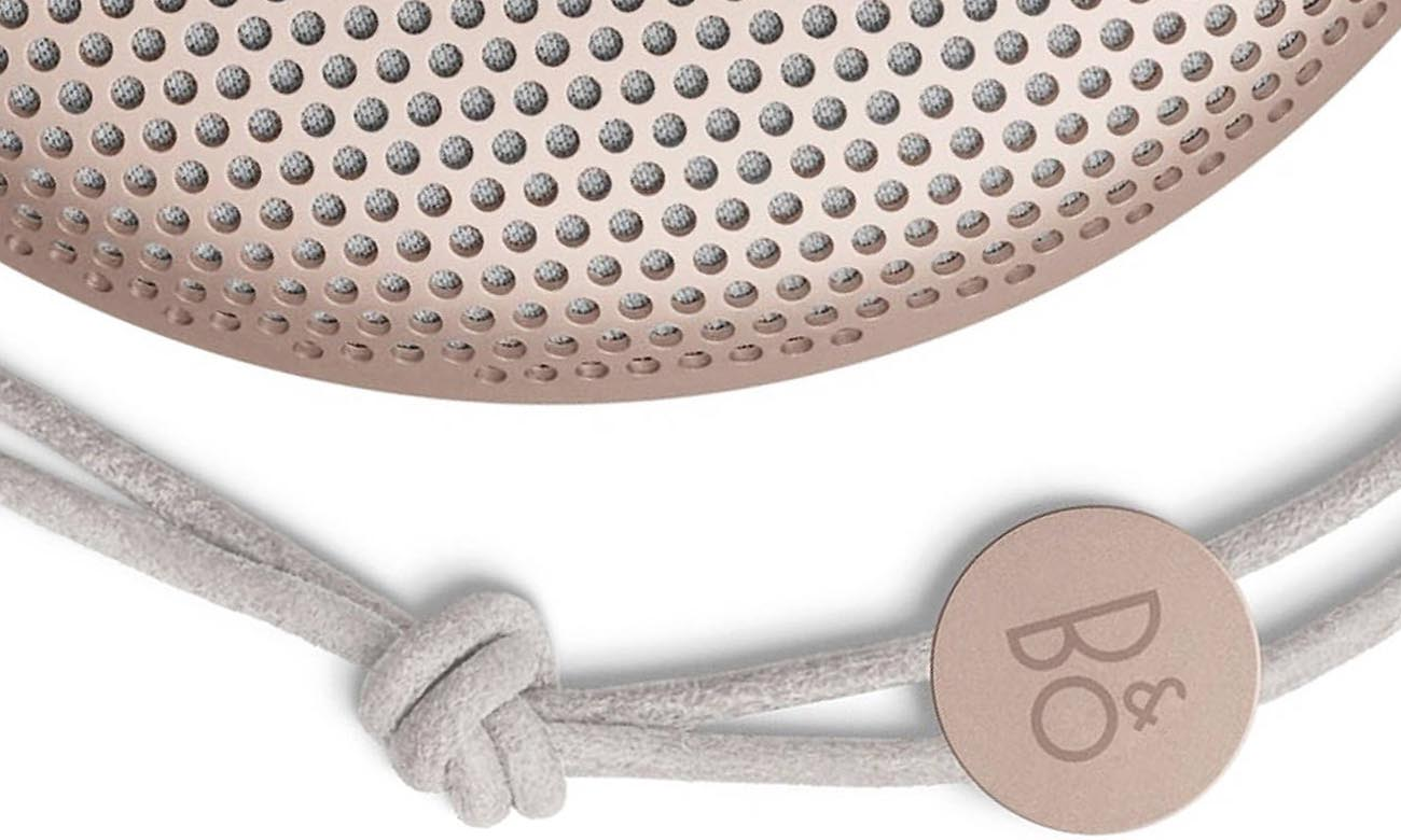 głośnik bezprzewodowy bluetooth Bang & Olufsen Beoplay A1 piaskowy