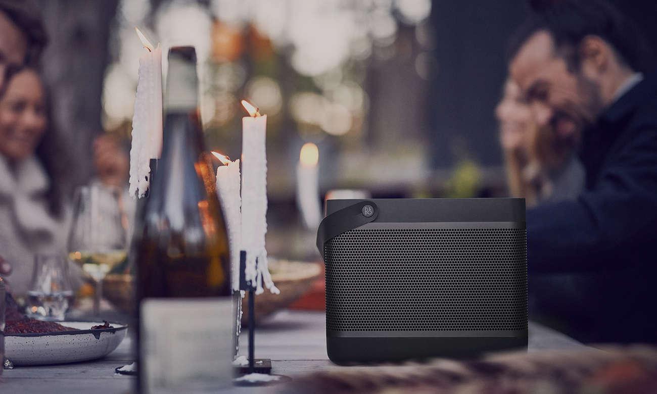 głośnik bezprzewodowy bluetooth Bang & Olufsen Beoplay Beolit 17 czarny