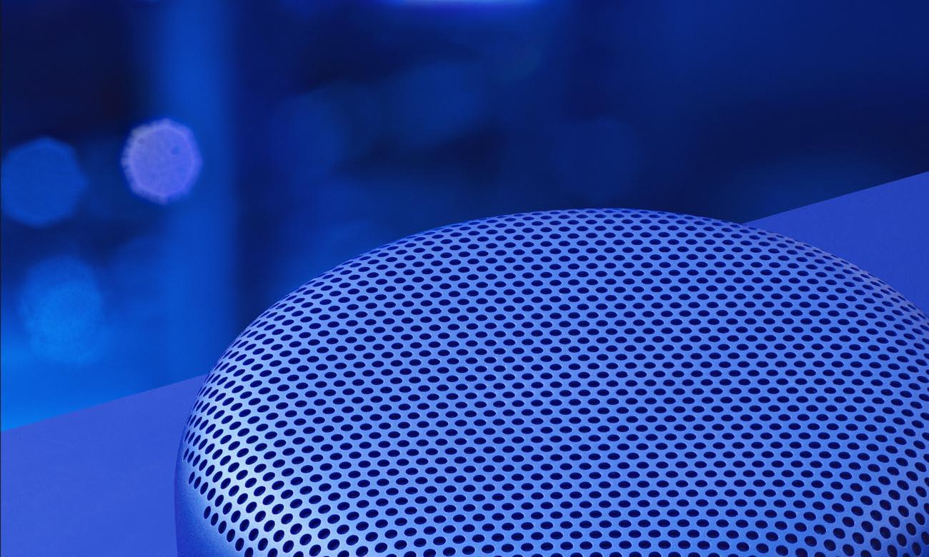 Elegancki i wytrzymały głośnik Bang & Olufsen BEOPLAY A1 Night Blue