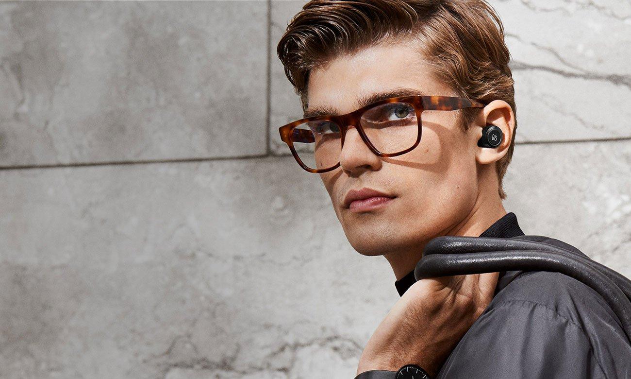 Słuchawki z akcesoriami Bang & Olufsen BEOPLAY E8BLK