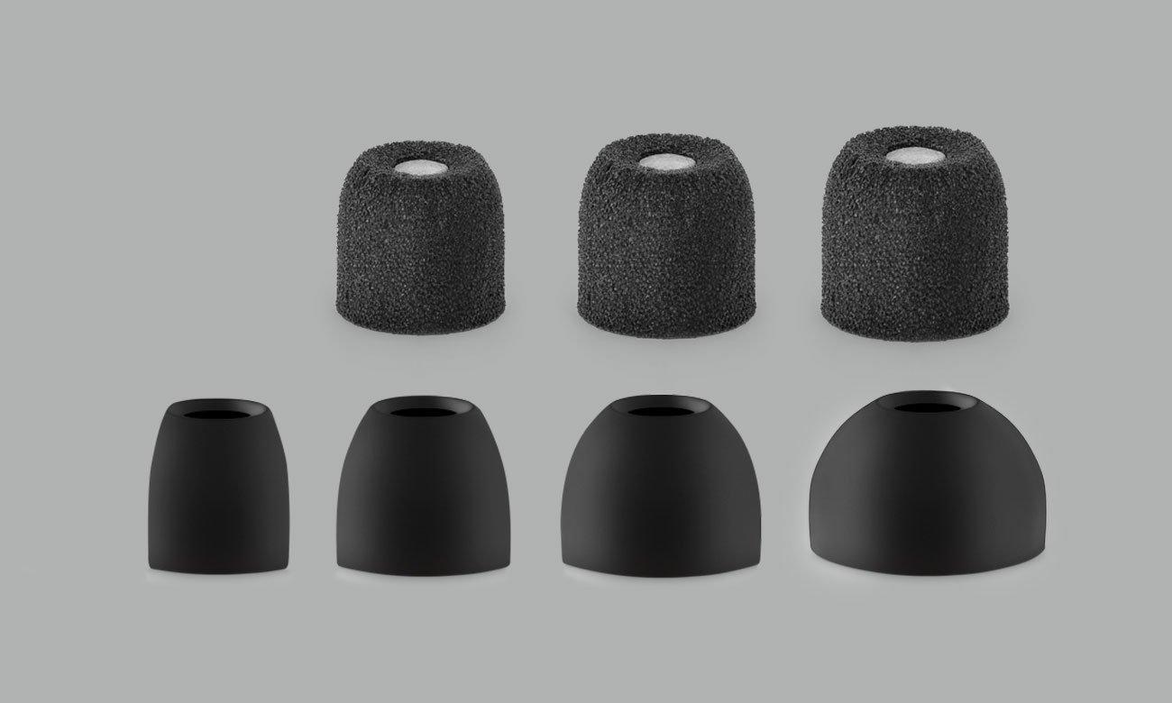 silikonowe wkłady i akcesoria do słuchawek Bang Olufsen BEOPLAY H5