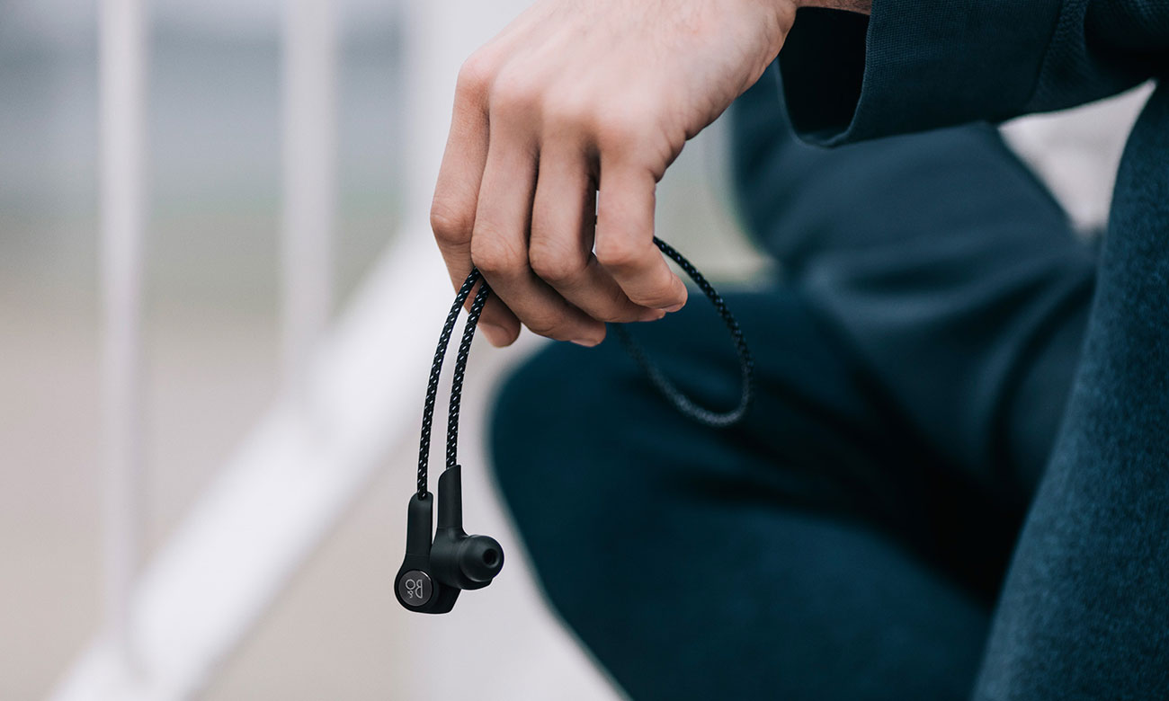 Niesamowite słuchawki bluetooth Bang Olufsen BEOPLAY H5