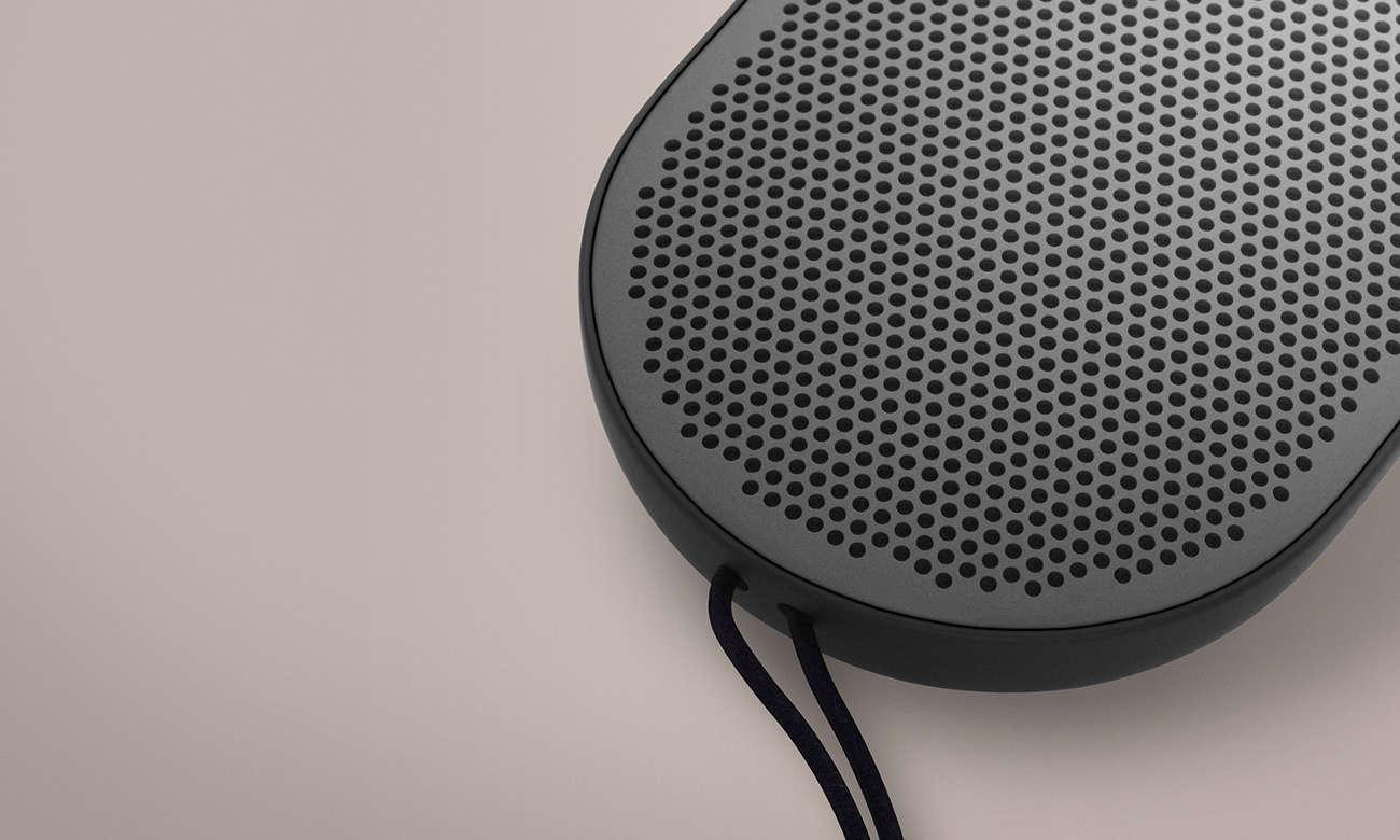 głośnik bezprzewodowy bluetooth Bang & Olufsen Beoplay P2 czarny