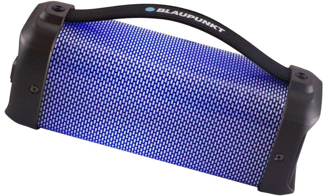 Głośnik Bluetooth Blaupunkt BT30LED czarny