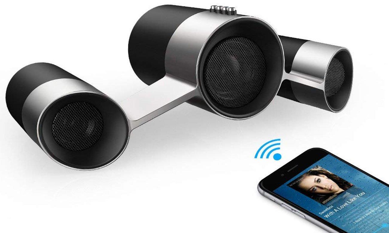 Przenośny głośnik Bluetooth Bluedio US UFO