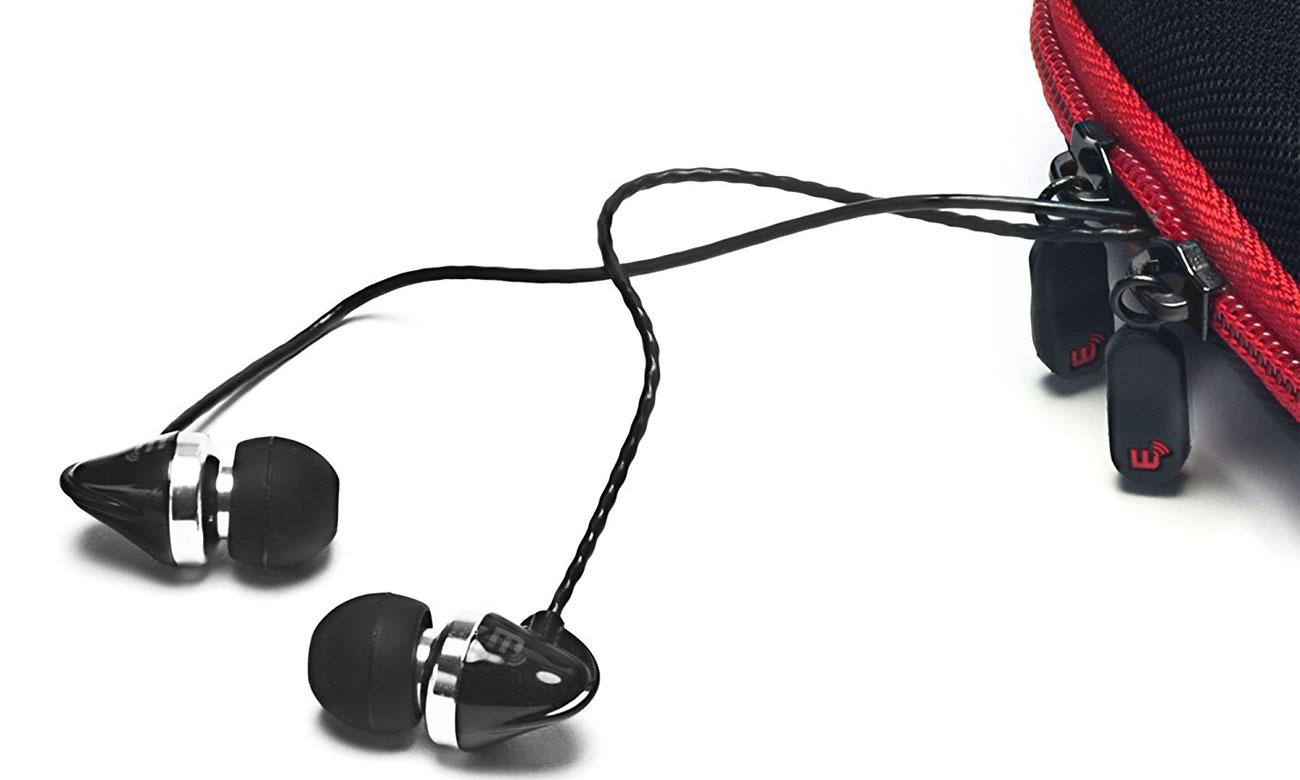 Słuchawki dokanałowe Brainwavz M1