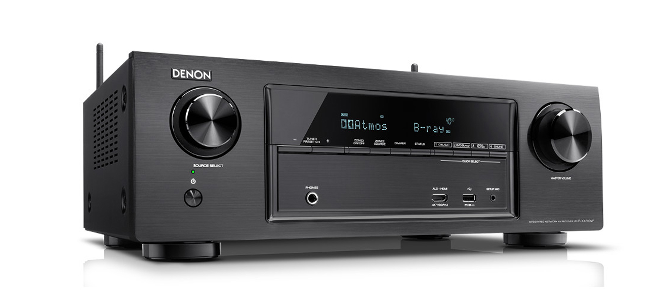 Amplituner 7.2 Denon AVR-X1300W
