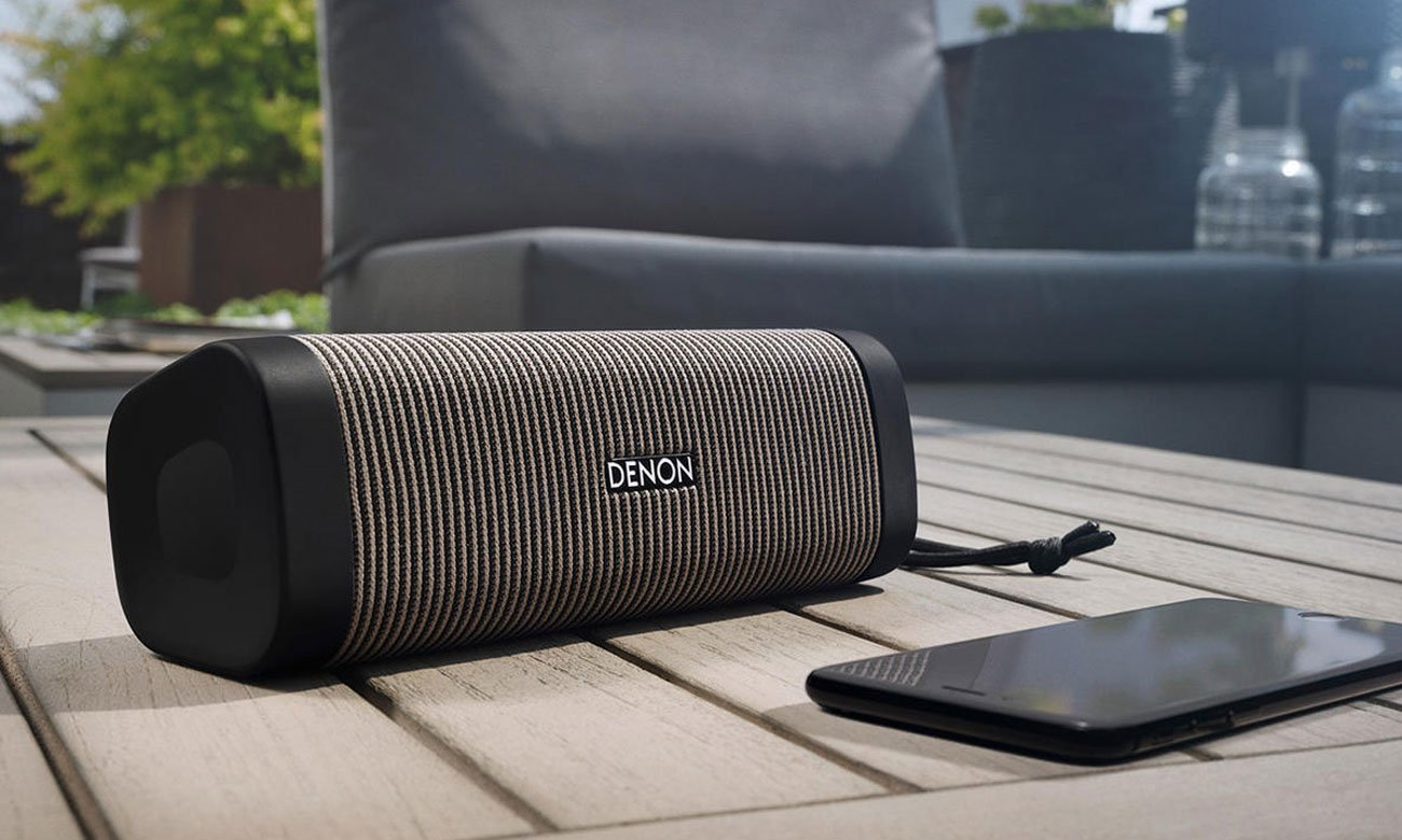 Głośnik bluetooth Denon Envaya Pocket Black-Grey DSB50BTBGEM