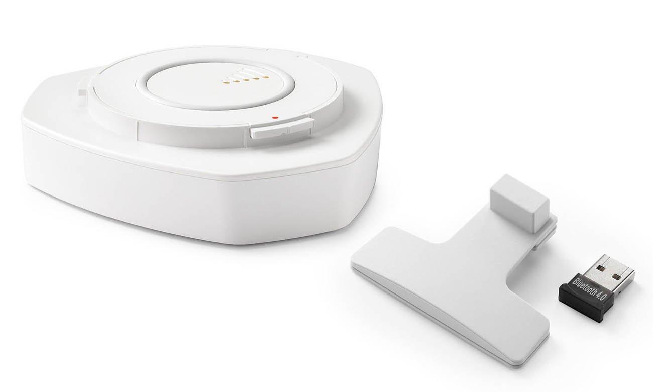 Zestaw akumulator, osłona adapter Bluetooth Denon do HEOS 1 GoPack biały