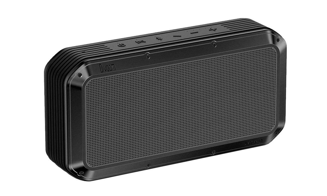 Głośnik przenośny Divoom VoomBox Pro czarny