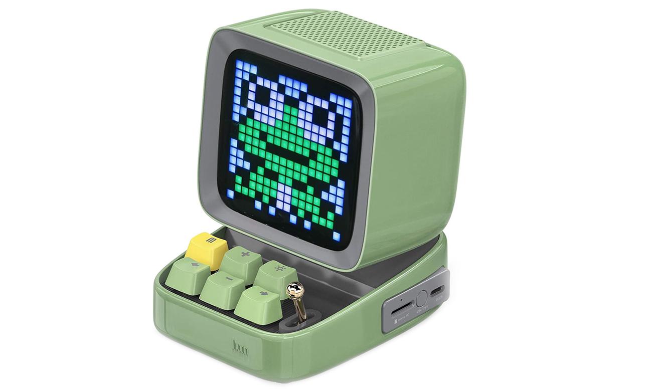 Głośnik bezprzewodowy Divoom Ditoo zielony