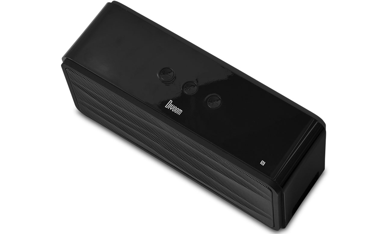 Głośnik przenośny Divoom OnBeat 500 2GEN czarny