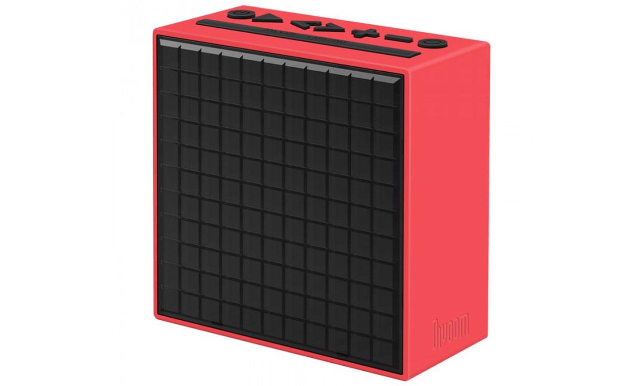 Głośnik przenośny Divoom TimeBox TBRED czerwony