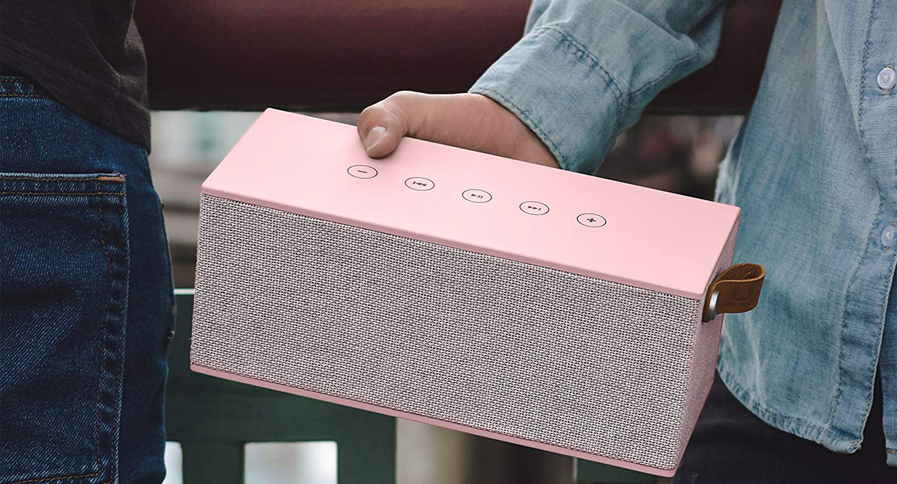 Głośnik BT FreshNRebel Rockbox Brick XL Fabriq Edition Cupcake 1RB4000CU