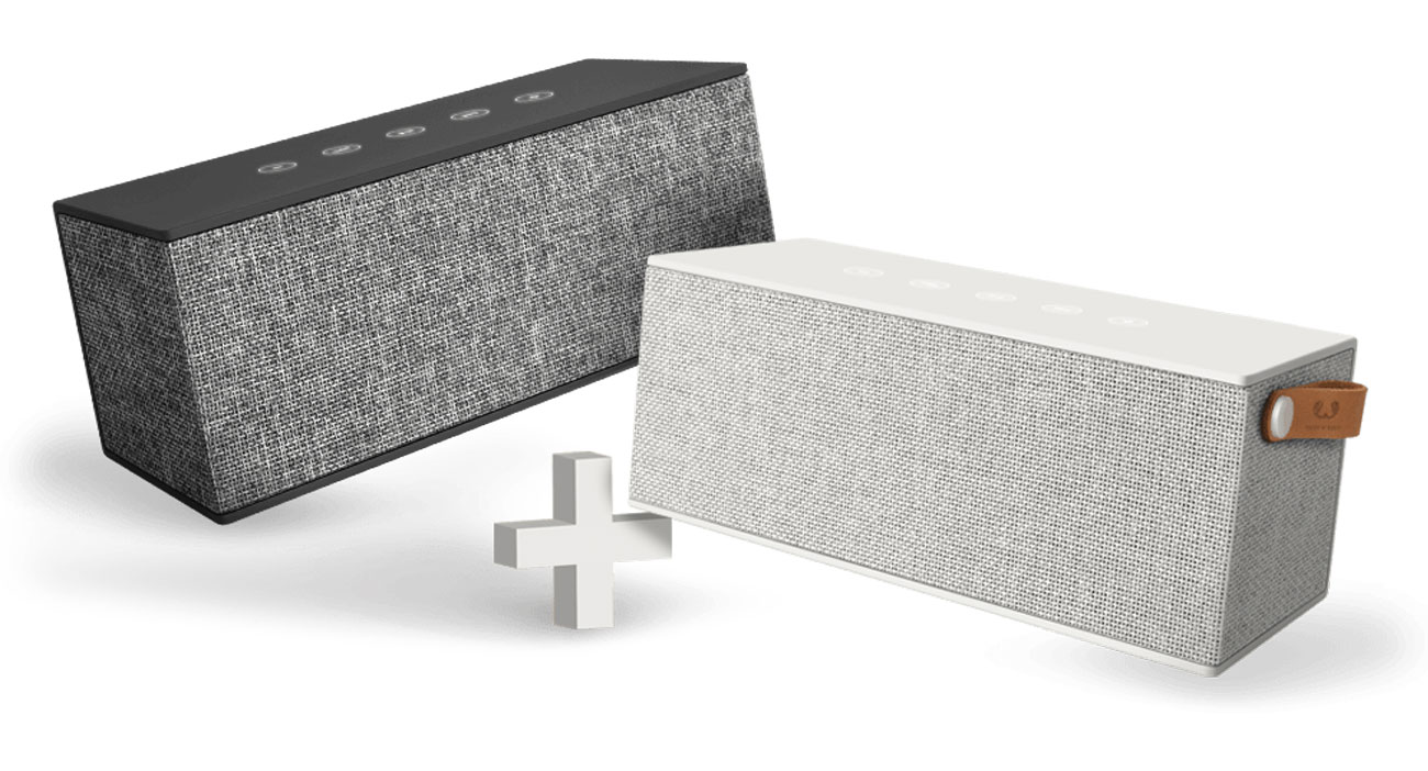 Głośnik FreshNRebel Rockbox Brick XL Fabriq Edition Cupcake 1RB4000CU