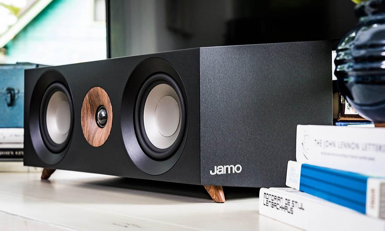 Jamo S 809 HCS Black - Zestawy kina domowego - Sklep
