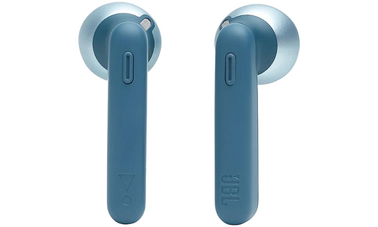 Wygodne słuchawki douszne JBL Tune 225TWS