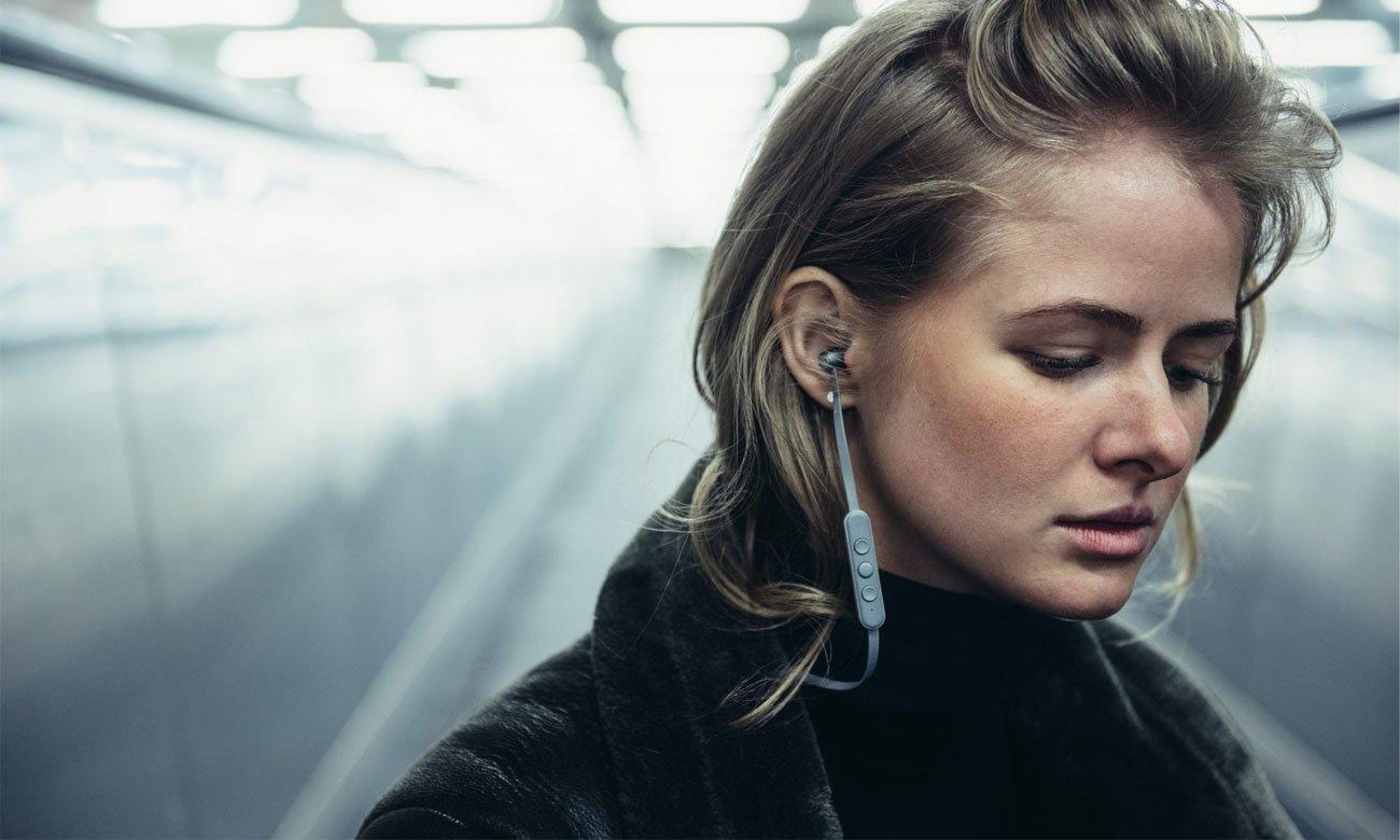 Słuchawki z mikrofonem Jays a-Six Wireless