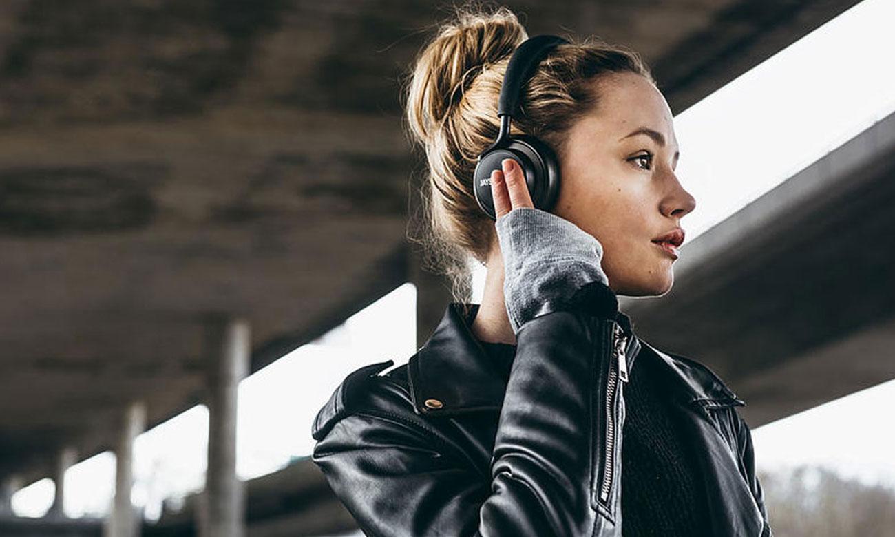Technologia Bluetooth w słuchawkach u-JAYS Wireless