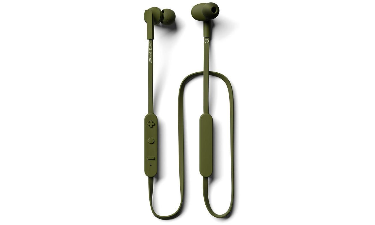 Słuchawki Jays t-Four Wireless