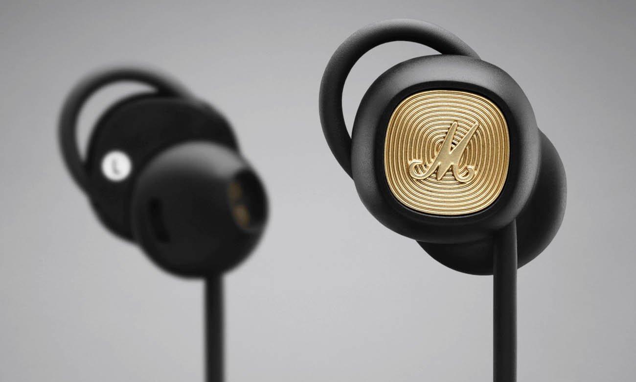 Słuchawki bezprzewodowe Marshall Minor II Black