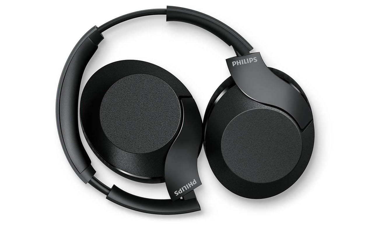 Wygodne słuchawki Philips TAPH802BK